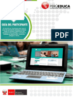 Guia Del Participante - Formacion Tutores