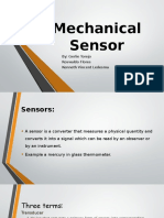 Mechanical Sensor