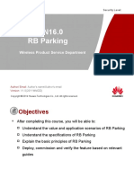 Rab Parking Feature