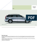 Volvo V50 Owners Manual 2006