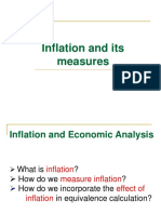 Measure of Inflation