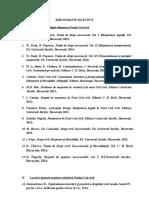 Bibliografie Selectivă, Drept Civil.succesiuni Şi Liberalităţi, Oct. 2016 (1)