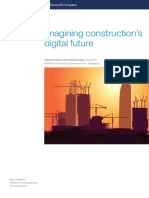 Imagining Constructions Digital Future