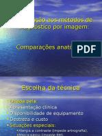 Aula 01- Introdução a Exames X Comparações Anatômicas