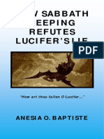 How Sabbath Keeping Refutes Lucifer Lie