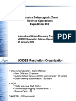 Exp-362 Sumatra Ops