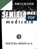 Semiologie Medicala Bruckner