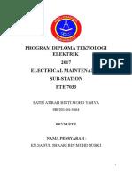 ETE 7033 Pencawang