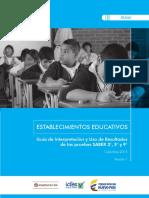 guia de interpretacion y uso de resultados de establecimientos educativos prueba saber 3 5 7 y 9 2015.pdf