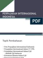 Pengantar Pajak Internasional