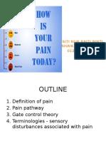 Pain Pathway