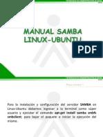 Manual Samba Linux Ubuntu