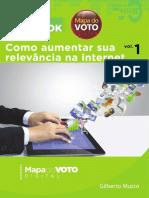 E-book 1 - Relev+óncias nas redes sociais-Vol. 1