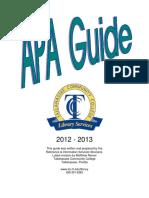 APA 2012-2013 (FINAL)