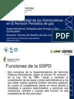 Revisiones Periodicas - Sspd - Distribuidoras