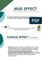 Presentazione Chorus Effect (3)