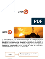 GALP - Historia e Identidad Corporativa