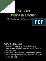 Macbeth Act I Scene 5-7