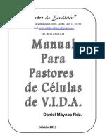 Curso Pastores celulares