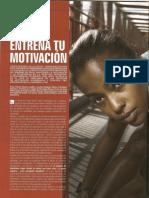 8.Entrena tu motivación. Planeta Running , nº4