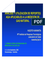 Analisis de Las Normas AGA 3, 7, 8 y 9