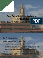 Espiritualidad Franciscana en La Escuela