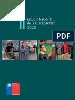 Estudio Nacional de Dsicapacidad 2015
