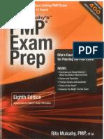 PMP Exam Prep 8th Edition