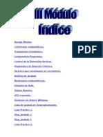 Indice III módulo.doc