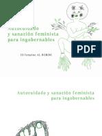 Autocuidado y Sanacion Feminista Para Ingobernables