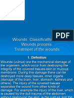 Lectures 4. Wounds