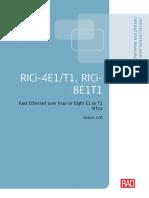 Manual de RICi