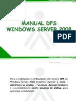 Manual Dfs Windows