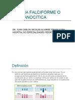 Anemia Drepanocitica