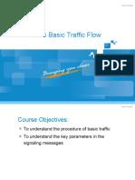ZXWR RNC Basic Traffic Flow