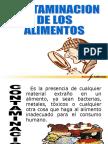 BPM - Principios Básicos de Contaminación de Alimentos