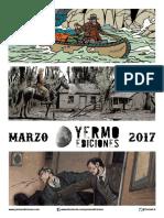Novedades Yermo Marzo 2017