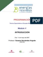 Introducción a La Energía Solar