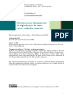 Ifla Guidelines for Planning the Digitization Portuguese Translation