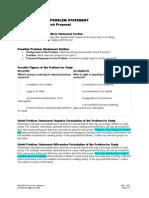 ENC1101Project3ProbStatPossibleOutline&Model