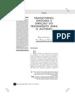 TRANSTORNO SINTOMA E DIREÇÃO PARA O TRATAMENTO DO AUTISMO.pdf