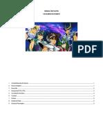 MANUAL CDZ 3D&T