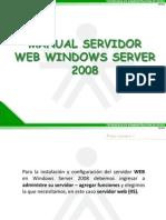 Manual Web Windows Server