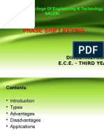 Phaseshiftkeyingdineshkumar 150719071844 Lva1 App6892