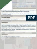 Ficha Técnica - Curso de Detección y Control de Vertidos en Depuradoras y Redes de Saneamiento