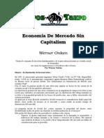 Onken, Werner - Economia de Mercado Sin Capitalismo