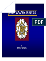 Stratigraphy Analysis [Compatibility Mode]