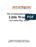 Little Women Sample