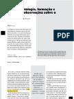 Fundamentos de Deontologia Do Jornalismo