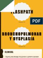 FlashPath - Lung - Bronchopulmonary Dysplasia